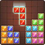 Gems Block Puzzle Jewels: hexa Mania Free games Icon