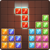 Block Puzzle Jewels Classic Brick Free Tetris game