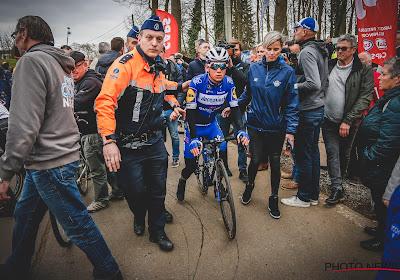 """Evenepoel mikt hoog in de Giro: """"Ik ga voor het maximale"""""""