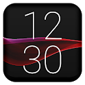 Xperience V Clock for Gear Fit icon