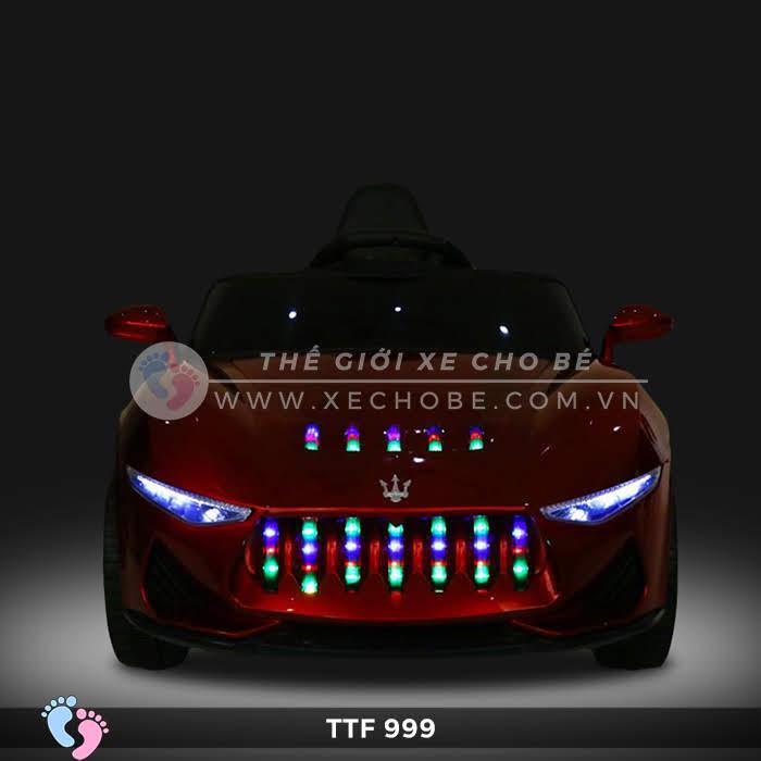 Ô tô điện đồ chơi trẻ em cao cấp TTF-999 8