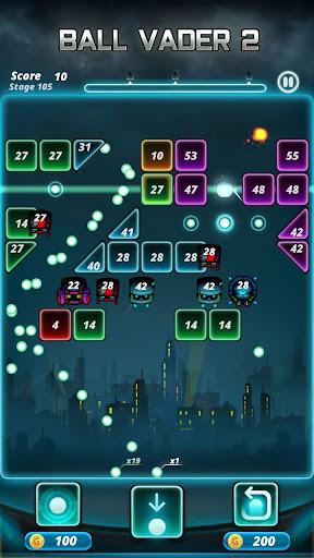 Brick puzzle master : Ball Vader2 android2mod screenshots 6