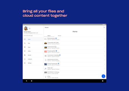 Dropbox: Cloud Storage to Backup, Sync, File Share Screenshot