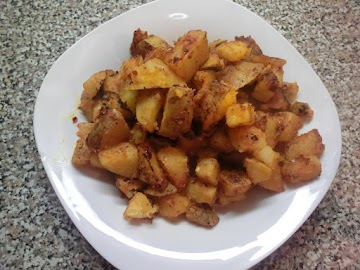 Spicy Breakfast Potatoes Recipe