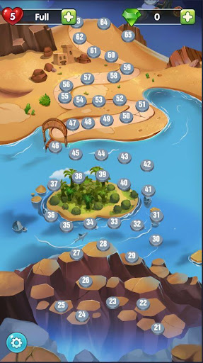 Bubble Shooter: Witch Story apkpoly screenshots 8