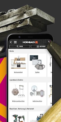 HORNBACH screenshot 2