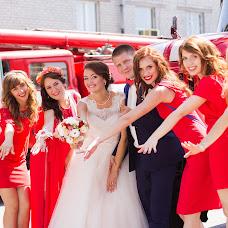 Wedding photographer Yuliya Dubina (YuliaDybina). Photo of 18.07.2016
