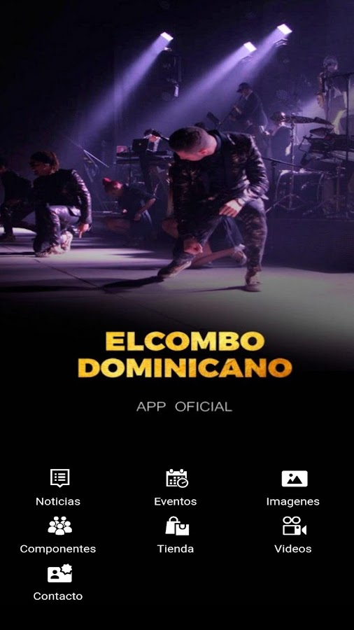 El Combo Dominicano- screenshot