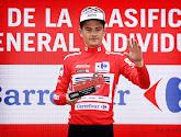 Ex-leider in deze editie van de Vuelta kan niet verder en moet opgeven