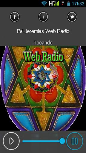 Web Radio Pai Jeremias