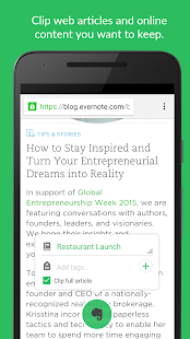 Evernote Pro Mod APK Free Download Full