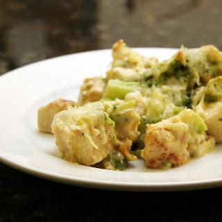 Easy Chicken and Broccoli Casserole.