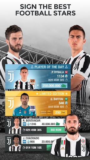Juventus Fantasy Manager 2018 - EU champion league  screenshots 3