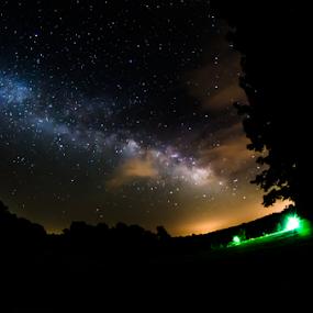 milky way by Richard Wright - Landscapes Starscapes ( sky, stars, night, nikon, nikond )