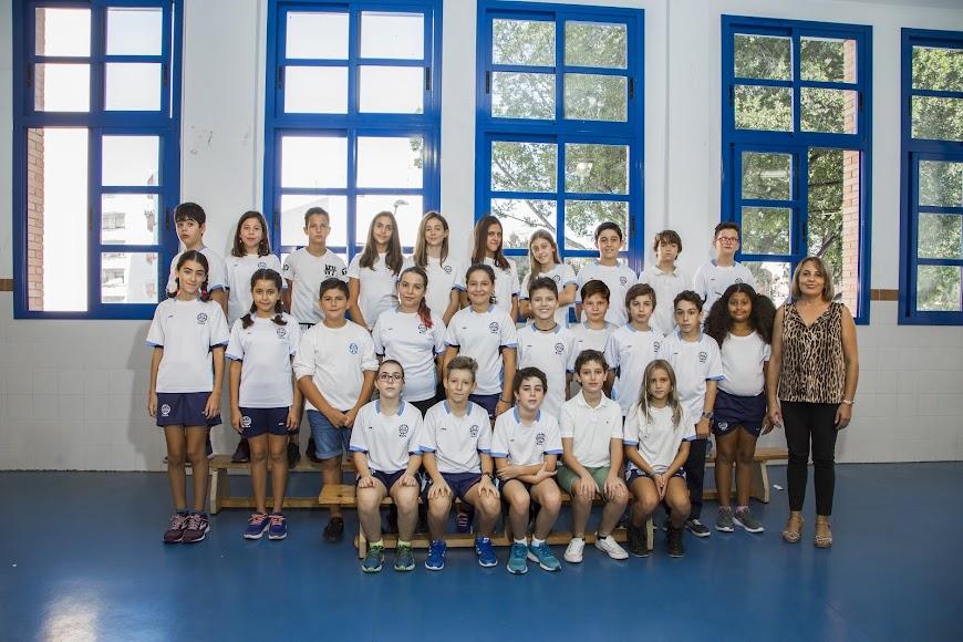 Almería. Colegio Sagrada Familia, 6ºB