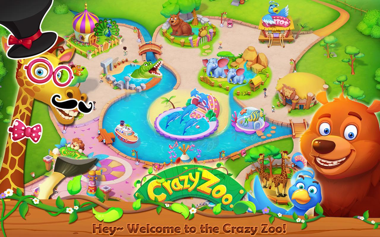 Crazy Zoo- screenshot