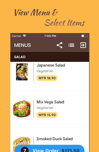 Dineers Biz - Restaurant Order Management App screenshot 1