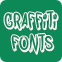 Fonts for FlipFont Graffiti icon