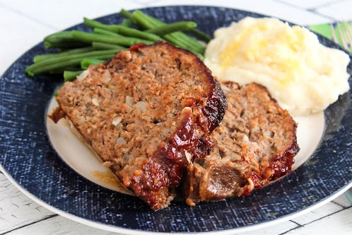 Hearty Meatloaf