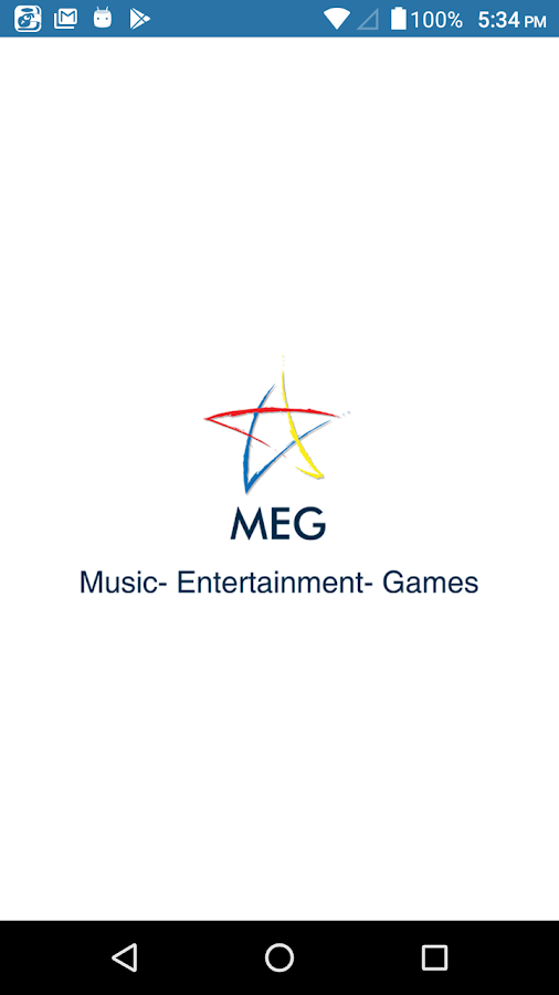Meg Media- screenshot