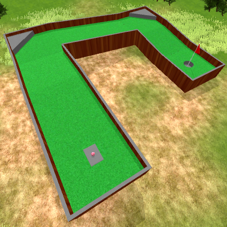 MicroGolf  screenshots 2