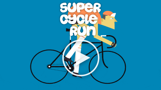 Super Cycle Run - náhled