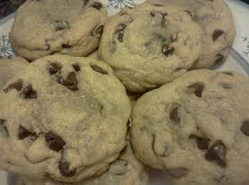 Perfect Chocolate Chip Cookies!