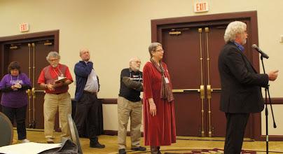 Photo: Plenary Discussion