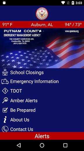 Putnam County TN EMA screenshot 1