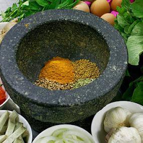 by Rob Rickman - Food & Drink Ingredients