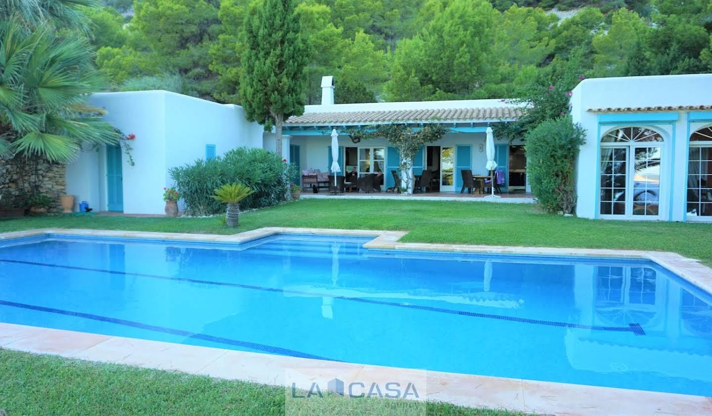 Maison avec piscine Es Cubells