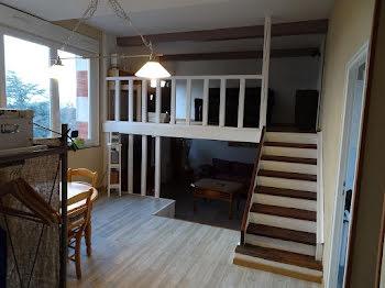 appartement à Montigny-sur-Loing (77)
