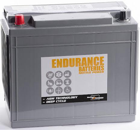 AGM Batteri 12V 166Ah CCA800A
