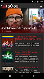 RadioU – Where Music Is Going- screenshot thumbnail