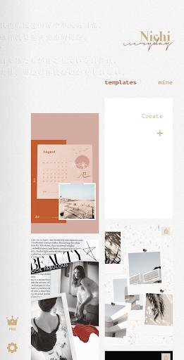 Nichi: Collage & Stories Maker 1.2.1 screenshots 1