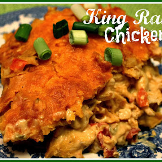 King Ranch Chicken Casserole!