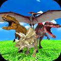 Dinosaur Battle Arena: Lost Kingdom Saga icon