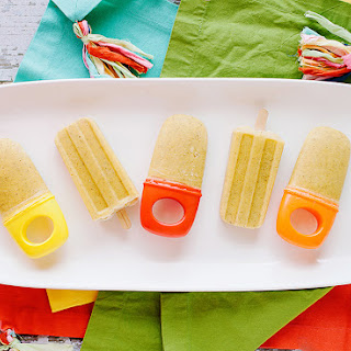 Honey-Mango-Vanilla-Chia (Probiotic) Pops