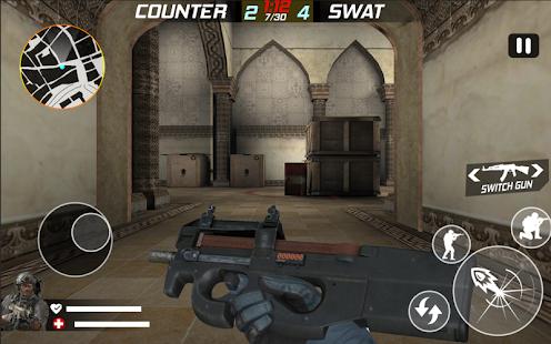 Modern Counter Shot 3D V2 - náhled