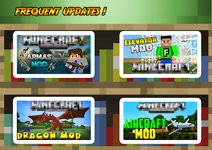 Addons & Mods for Minecraft PE - náhled