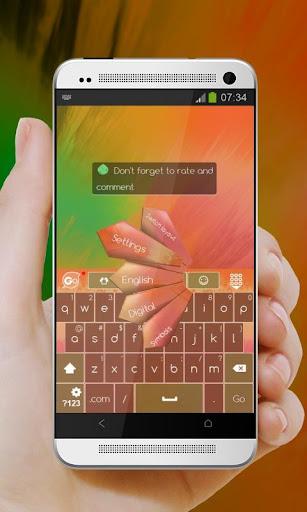 無料个人化Appのワインくちばし GO Keyboard 記事Game