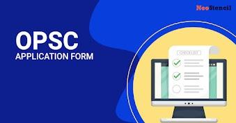 OPSC Application Form 2020