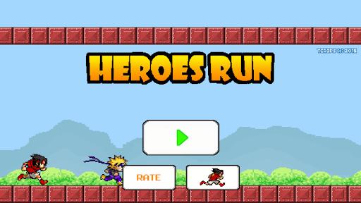 Anime: Heroes Run