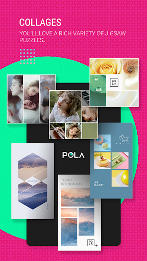 POLA Camera - Beauty Selfie, Clone Camera& Collage 1.2.8 screenshots 8