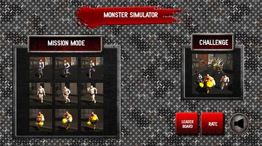 Earth Monster Strike Simulator