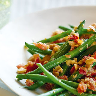 Green Bean Salad with Spicy Thai Dressing Recipe