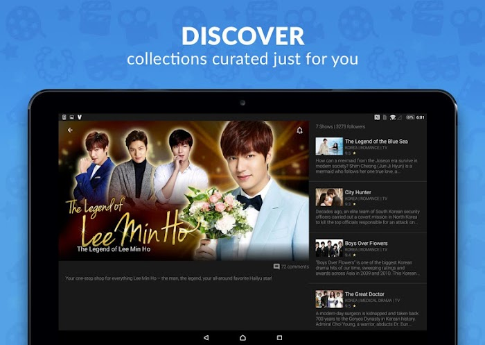 Viki: Korean Drama, Movies & Asian TV v2019 For Android APK