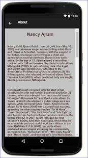 Nancy Ajram Music Lyrics - náhled