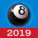 8 ball billiards online / pool offline game icon