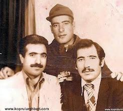 Photo: Naci ÖZÇELİK, Şerif POLAT, Cengiz ÖZÇELİK